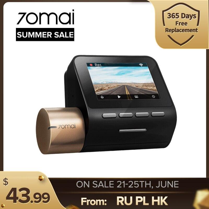 70mai-Cámara de salpicadero Lite, nueva versión, 1080P, 130FOV, visión nocturna, Monitor de aparcamiento 24H, sistema de asistencia avanzada, grabadora de conducción