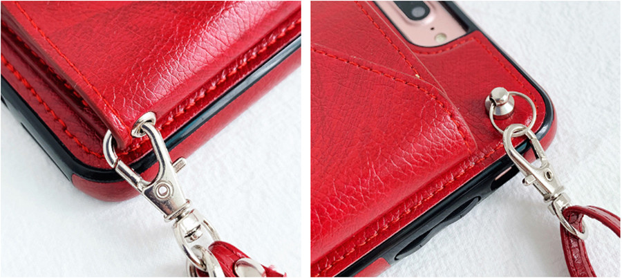 phone case with CROSSBODY strap
