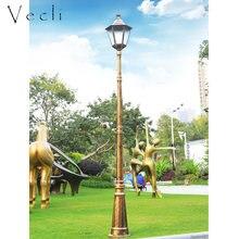 (h≥ 24 м) уличный фонарь для внутреннего двора светильник лужайки