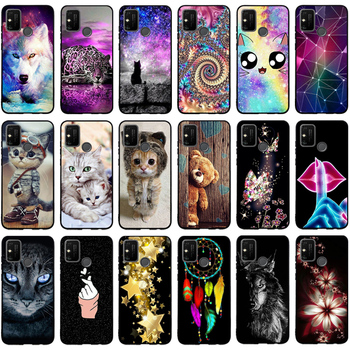 Case For Coque Huawei Honor 9A Cover Case 6.3 inch Silicone Soft TPU Back Shell Bumper Cover for Fundas honor 9a Phone Bag Cases фото