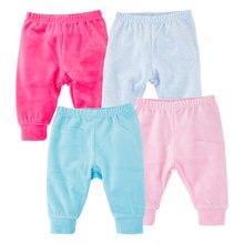 Ropa de bebe spodnie/бархатные штаны для новорожденных бега