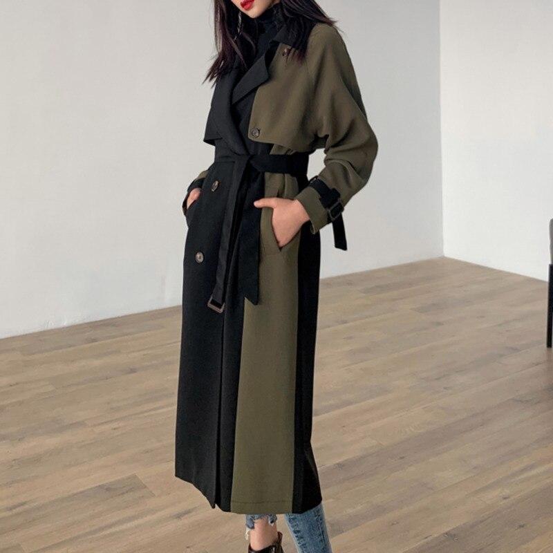 Loose מעיל קוריאני אופנה 7