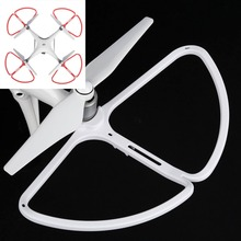 4pcs Guardia Elica per DJI Phantom 4 Pro 4 P 4A Avanzata Drone Protezione A Sgancio Rapido Puntelli Paraurti di Ricambio parte Coperchio di Protezione