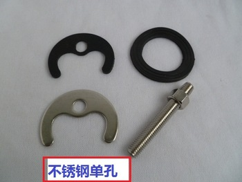 Single Bore Hot And Cold Faucet ma ti pian Installation Tight Fixed Accessories Installation Screw Maintenance Sleeve Tool