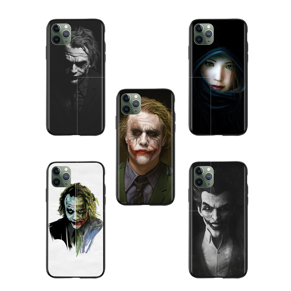 Greatest 3d Devil Joker Wallpapers Mobile Phone Cover Bags For Iphone X 11 11pro Max Fitted Cases Aliexpress