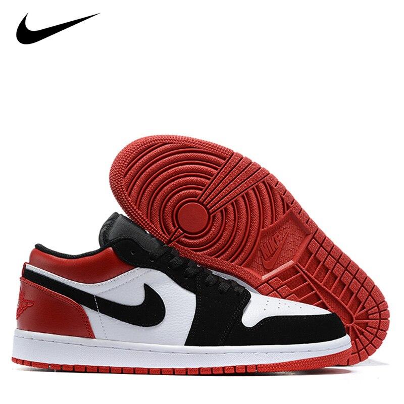 Nike C Air Jordan 1 Baskets Basses Pour Homme Et Femme, Chaussures ...