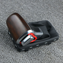 8KD713139 Gear Shift Knob Gaitor Boot Cover AT LHD Only For Audi A6 C7 A7 2012-2015 4GD713139 4G1713139 for audi a3 a6 s6 q7 2005 2012 gear shift knob gaitor boot cover leather leather gaiter boot black at lhd only