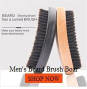 pente curvo masculino natural penteados de cerdas