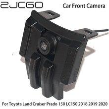 Widok z przodu samochodu Parking LOGO kamera noktowizyjna pozytywna wodoodporna dla Toyota Land Cruiser Prado 150 LC150 2018 2019 2020