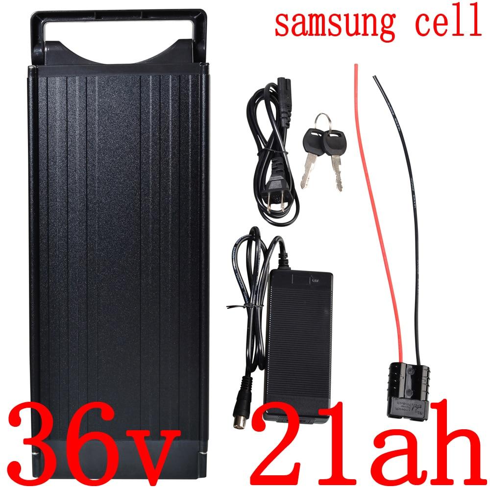 36V 500W 1000W eBike батарея 36V 20AH Электрический велосипед батарея 36V 13AH 15AH 18AH 24AH 26AH литий ионный аккумулятор использовать samsung сотовый