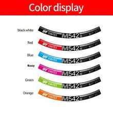 DT M542 542 Wheel Sticker Set for MTB Bicycle Rim Mountain Bike Sticker Cycling Decals(China)