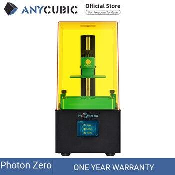 Anycubic 2020 New Photon-Zero 3D Printer SLA LCD Printer Quick Slice UV Resin Plus Size Impresora 3d Drucker Impressora