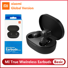 Xiaomi Redmi Airdots S 2 Earbuds basic Global Version 5.0 TWS Wireless Bluetooth Earphone Mi Ture Earbuds Headset AI Control