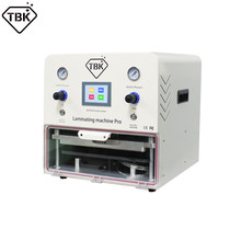 TBK208 Pro 16inch OCA Laminator For Fat Curved Straight Tablet LCD Screen Laminating