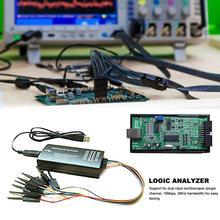 IPC SPI CAN Uart LHT00SU1 виртуальный логический анализатор показаний осциллографа USB соединительная линия разъем для испытательного оборудования 128 М памяти