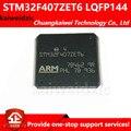 Kaiweikdic STM32F407ZET6 32F407ZET6 LQPF144 MCU микроконтроллер/MCU чип/микропроцессор