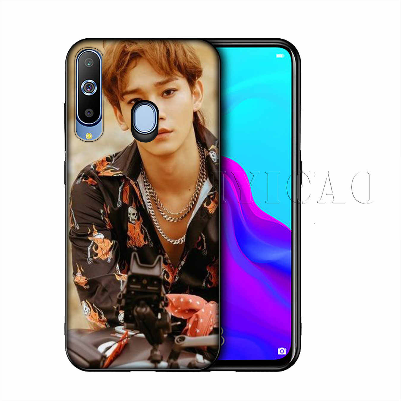 EXO 5 Do not Spoil My Tempo Soft Silicone Cover for Samsung Galaxy Note 10 Plus A50s A40s A30s A20s A10s Case
