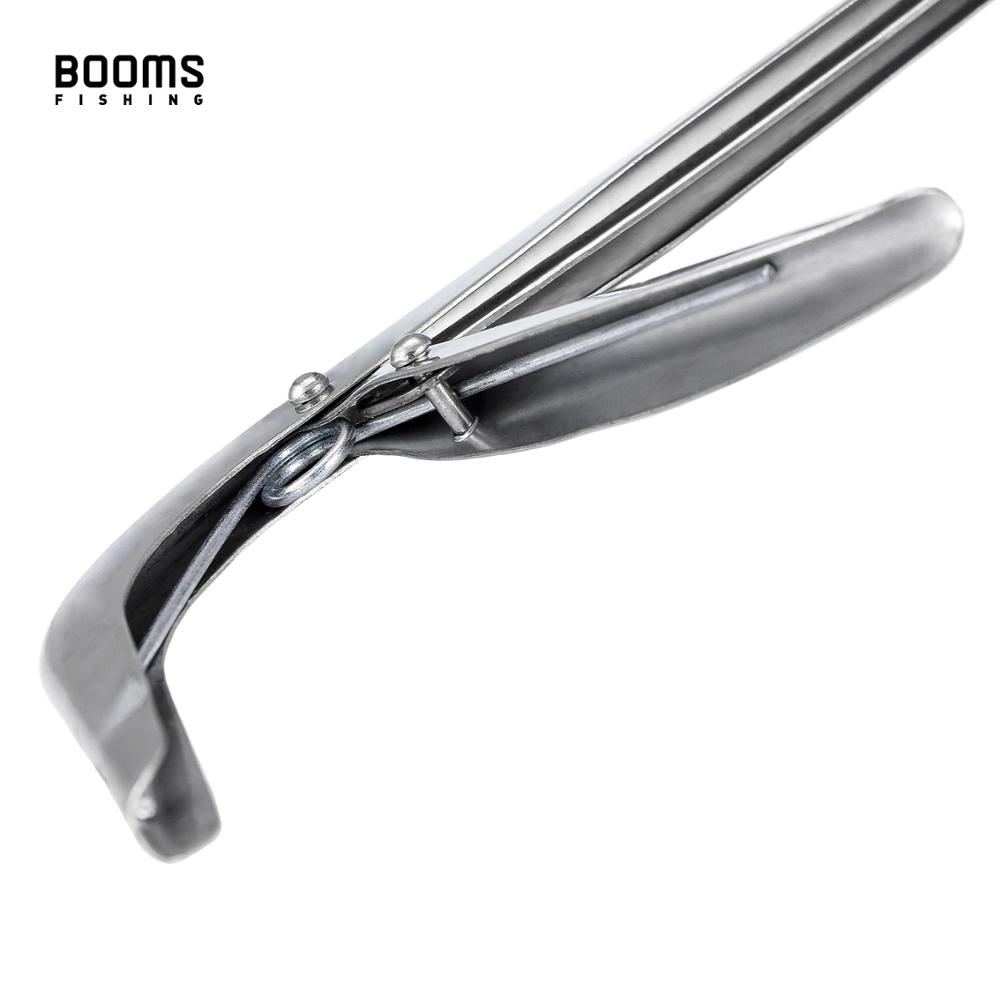 Booms Fishing R01 Stainless Steel Fish Hook Remover Extractor Extractor Hooker 28cm 3