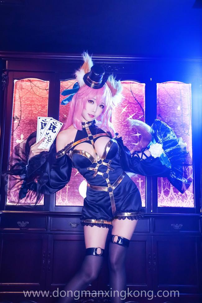 【Cosplay】【Fate/Extra ccc】Tamamoe-玉藻前 魔術師