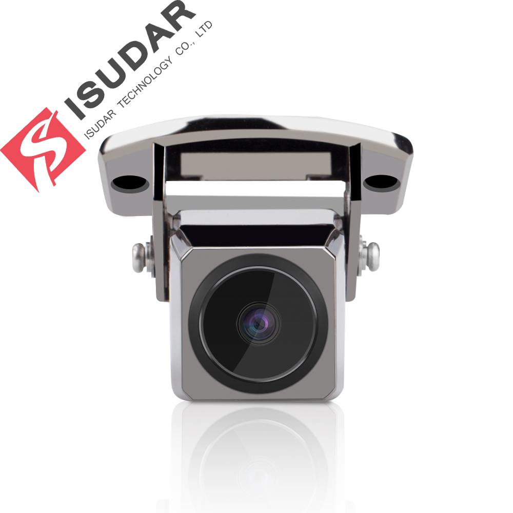 Isudar H53 Universal Rear View Parking Camera Titanium Alloy TVI 1920*1080P Waterproof Reverse Camera Antijamming