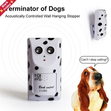 Hanger Repeller Stop-Control Training-Device Silencer Dog Anti-Barking Ultrasonic New