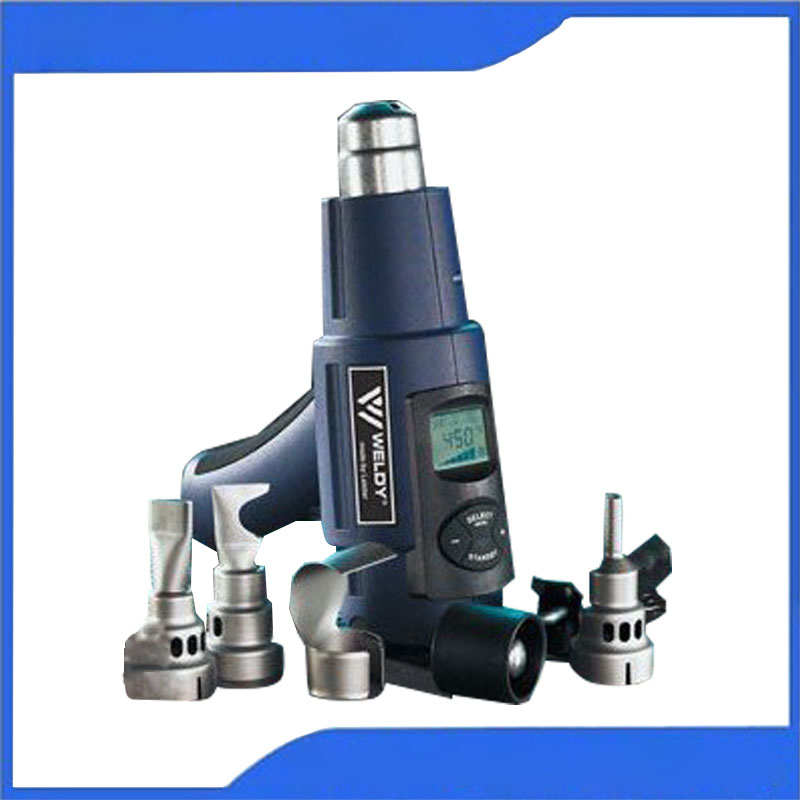 2000W Weldy Digital Display Hot Air Gun Hot Air Gun Plastic Welding Gun Heated Gun Plastic Welder