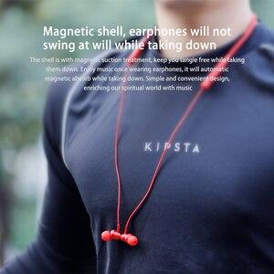 Image 3 - NILLKIN Wireless Magnetic Flexible Neckband Earbud IPX4 waterproof Sport Stereo For iPhone Samsung Xiaomi Bluetooth 5.0 Earphone