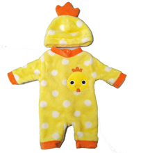 Doll clothes 43cm reborn Baby doll coat  for 18 inch girl doll coat toy wear doll accessories dropshipping