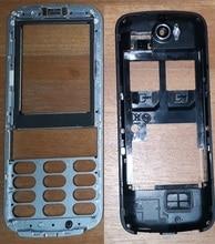 Carcasa frontal y central original de PHIXFTOP para teléfono móvil Philips E560 para teléfono móvil Xenium CTE560