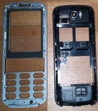 PHIXFTOP oryginalna przednia + centrum obudowa dla Philips E560 mobilnej obudowie dla Xenium CTE560 telefon komórkowy