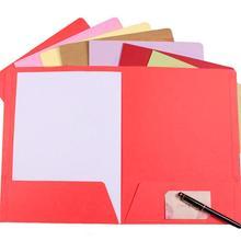 Bag Organizer Briefcase Document-Bag File-Folder Stationery Business Colored 1PC A4