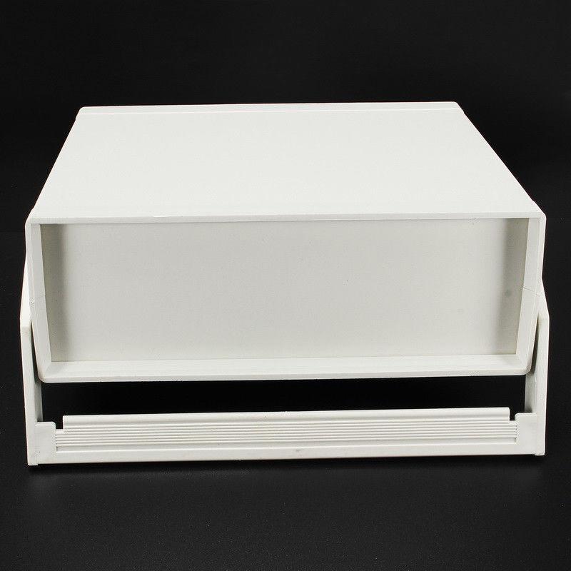 Power Control Cabinet With Screws 2019 New Plastic Enclosure font b Electronics b font Project Case