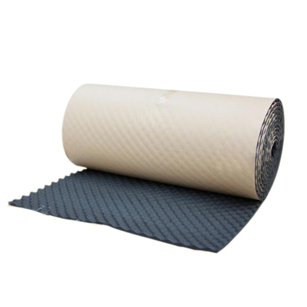 Image 2 - UXCELL 50*100/200/300/500CM Sound Deadener Insulation Mat Noise Heat Shield Insulation Automotive Deadening Foam Cotton Sound-in Sound & Heat Insulation Cotton from Automobiles & Motorcycles