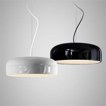 Semplice E moderno Lampadario A Bracci del LED Lampada In Alluminio Ristorante Living Room Lampada A Sospensione Caffè Camera Da Letto Lampada A Sospensione Illuminazione Industriale