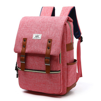New Korean wave sports backpack travel bag for women and men casual fashion backpack high school bags