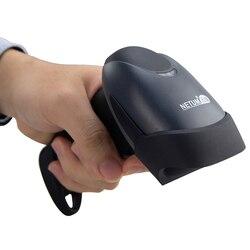NETUM escáner inalámbrico de código de barras M2 y M7 Bluetooth CCD Scanne y M5 con cable 2D QR lector de código de barras USB para POS e inventario