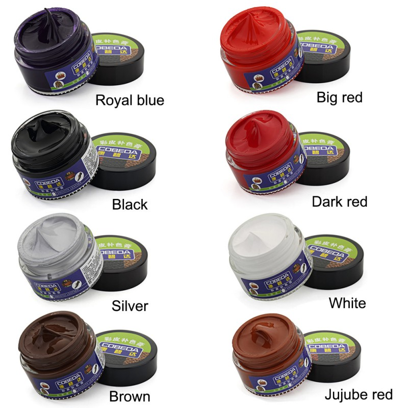 Car Cream Repair Tool Liquid Skin Leather Repair Kit Care Oil Car Leather Renovated Coating Paste Scratch Remover