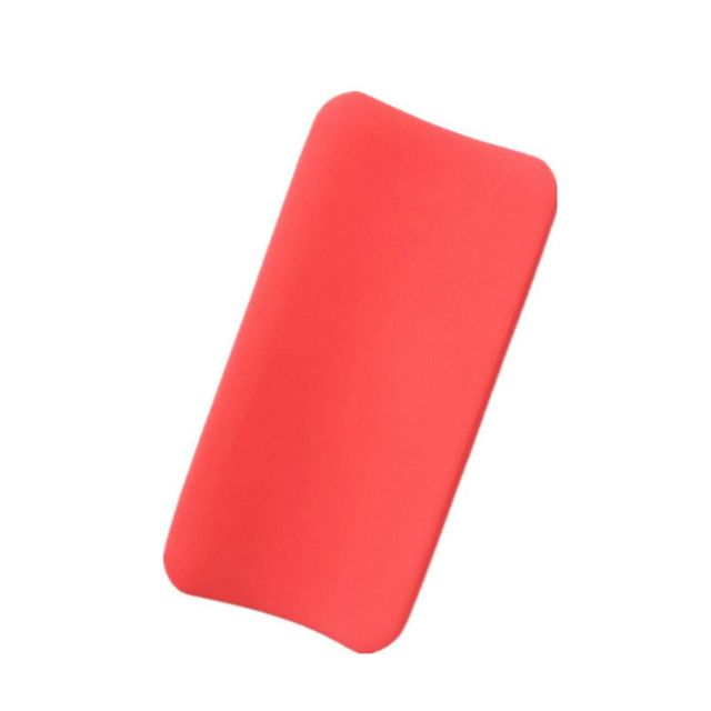 Silicone Protector Case Cover Skin Sleeve Bag for New Xiao Mi 2 10000/20000mAh Dual USB Power Bank Powerbank Accessory 6