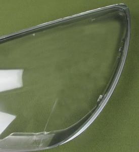 Image 4 - Para mitsubishi lancer 2007 2008 2009 2010 2011 farol escudo capa abajur transparente lente de vidro