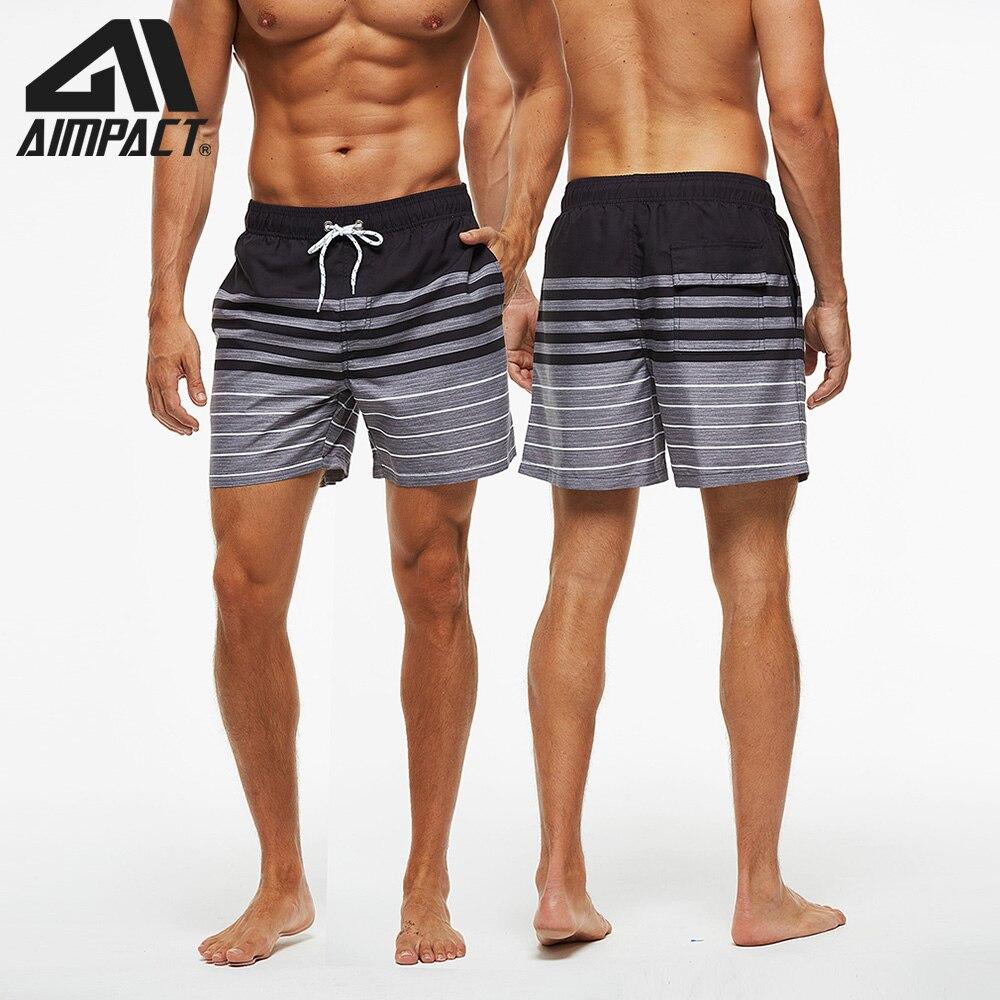 Aimpact calções de banho calções de praia