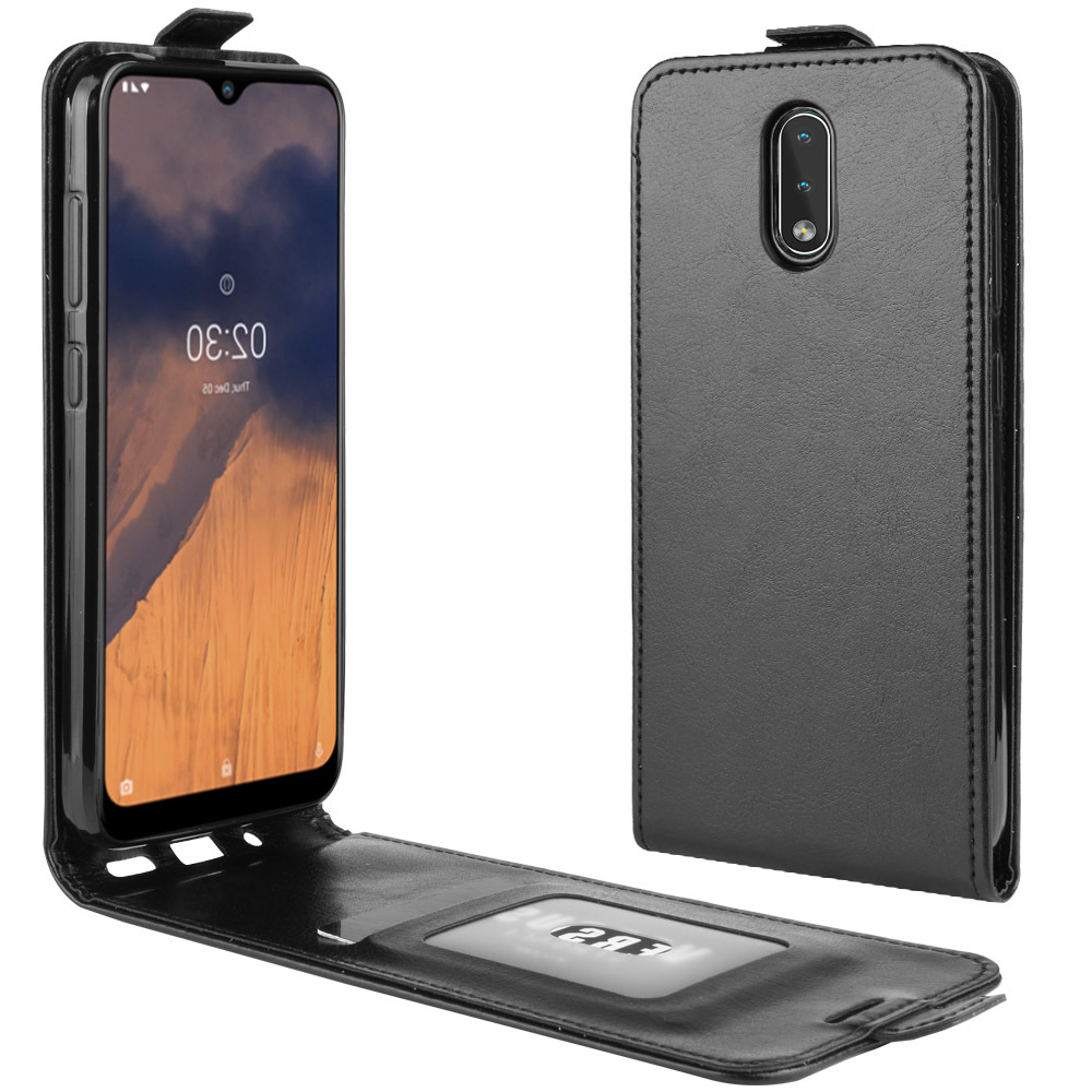 For Nokia 2.3 Case Flip PU Leather Up And Down Hit Colorfull Phone Case For Nokia 2.3 Cover Flip Capa Fundas For Nokia 2.3 Case