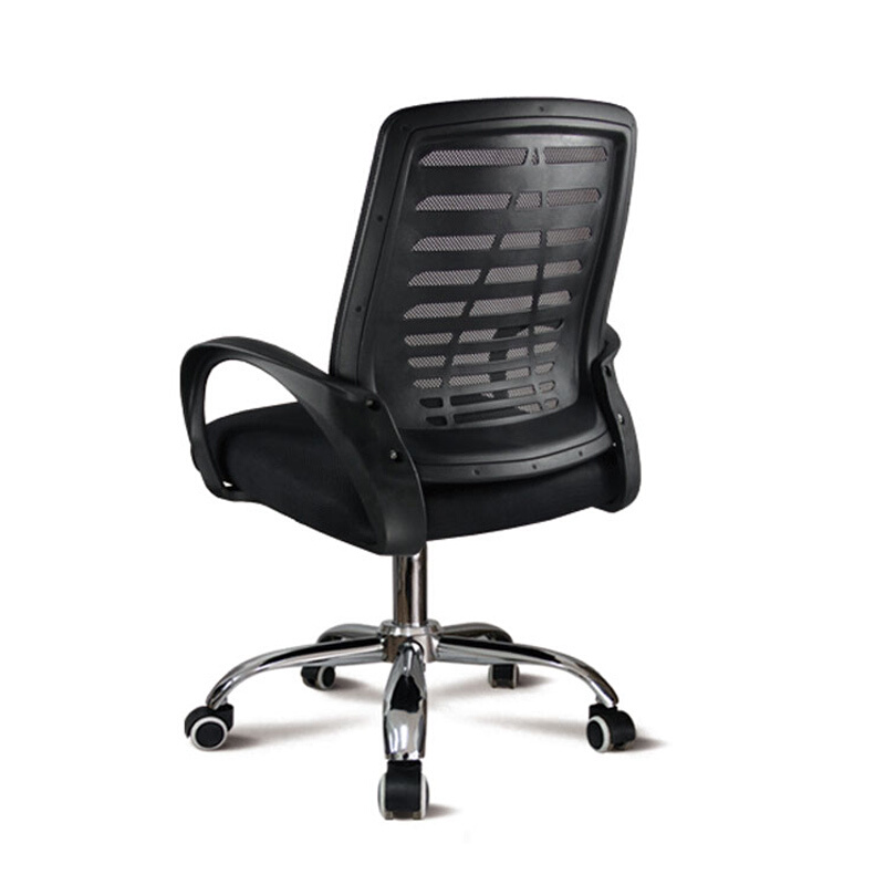 Computer Chair Backrest Chair Household Comfort Sedentary Conference Office Chair Employee Work Lifting Pulley Swivel Chair