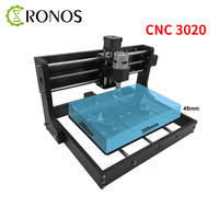 CNC 3020 Offline Laser Engraver Wood DIY CNC Router Machine ,Pcb Milling Machine,Wood Router,GRBL Control,Craved On Metal