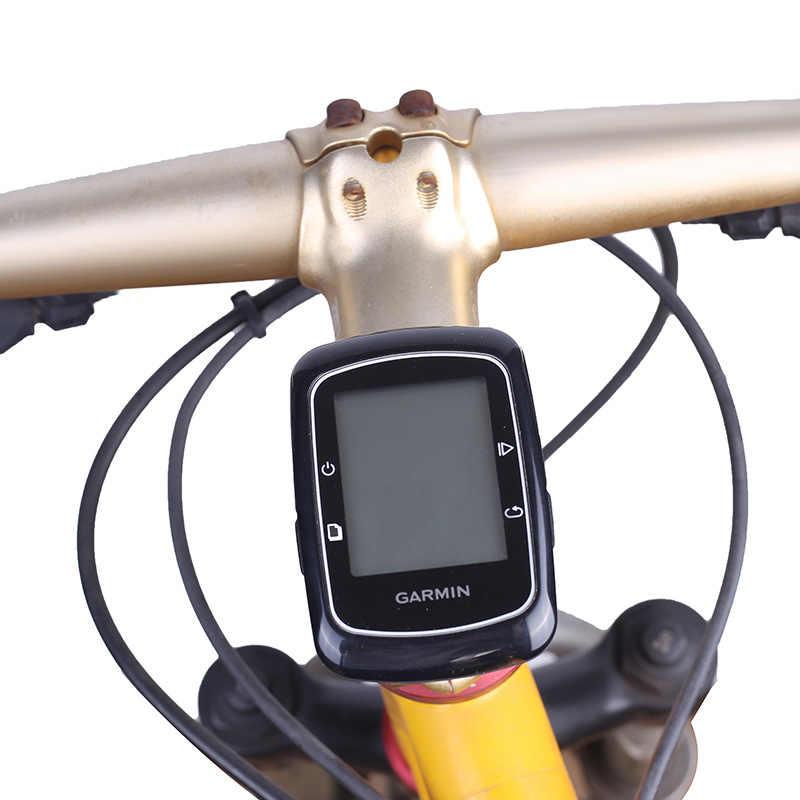 MTB ROAD Sepeda Sepeda Komputer Pemegang Batang Cap Bersepeda Stopwatch GPS Speedometer Mount Braket untuk Garmin Bryton CATEYE Comp