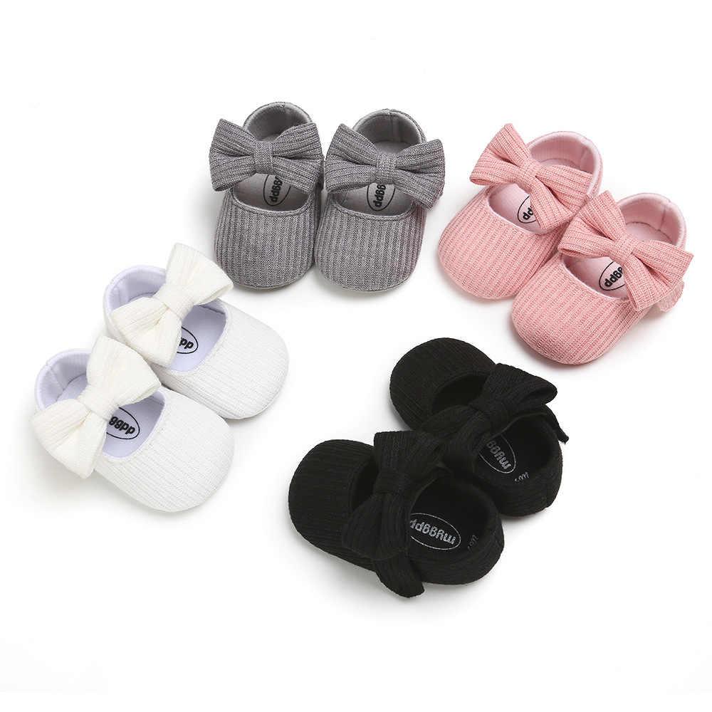 Flower Cotton Prewalker Shoes