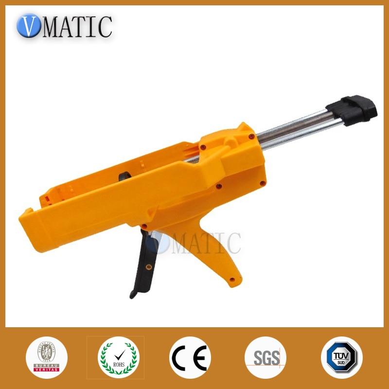 Free Shipping 400 Ml Cc 1:1 Manual Plastic Big Size Caulk Gun
