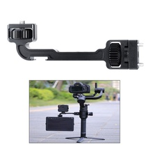 Professional Stabilizer Expansion Metal Bracket For Video Monitor LED Light Microphone Tools Black 2019