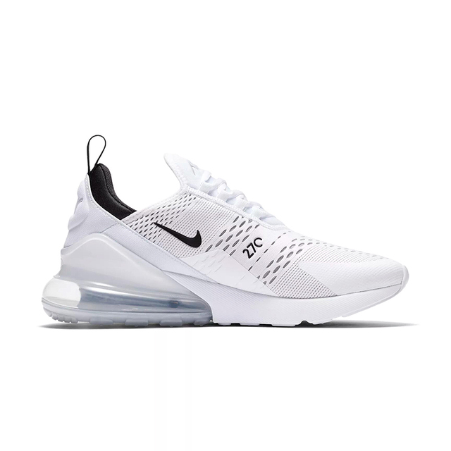 Nike Air Max 270 Running Shoes For Men Sport Outdoor Sneakers Comfortable Breathable For Men AH8050-100 EUR Size