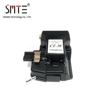 SMTE Fiber cleaver CT-30 High Precision Cleaver with case Optical fiber 30S cutting knife Fiber Cleaver CT-30S