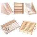 Деревянные пигменты, инструменты для краски, органайзер, коробка для хранения, Diy сборка бутылок, держатель для строительства моделей